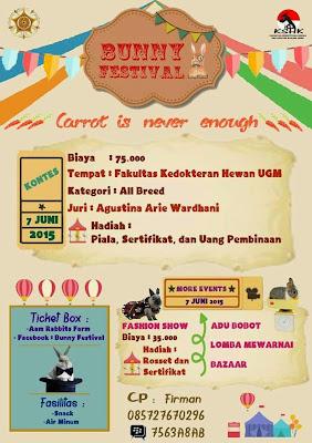Info event - Bunny Festival