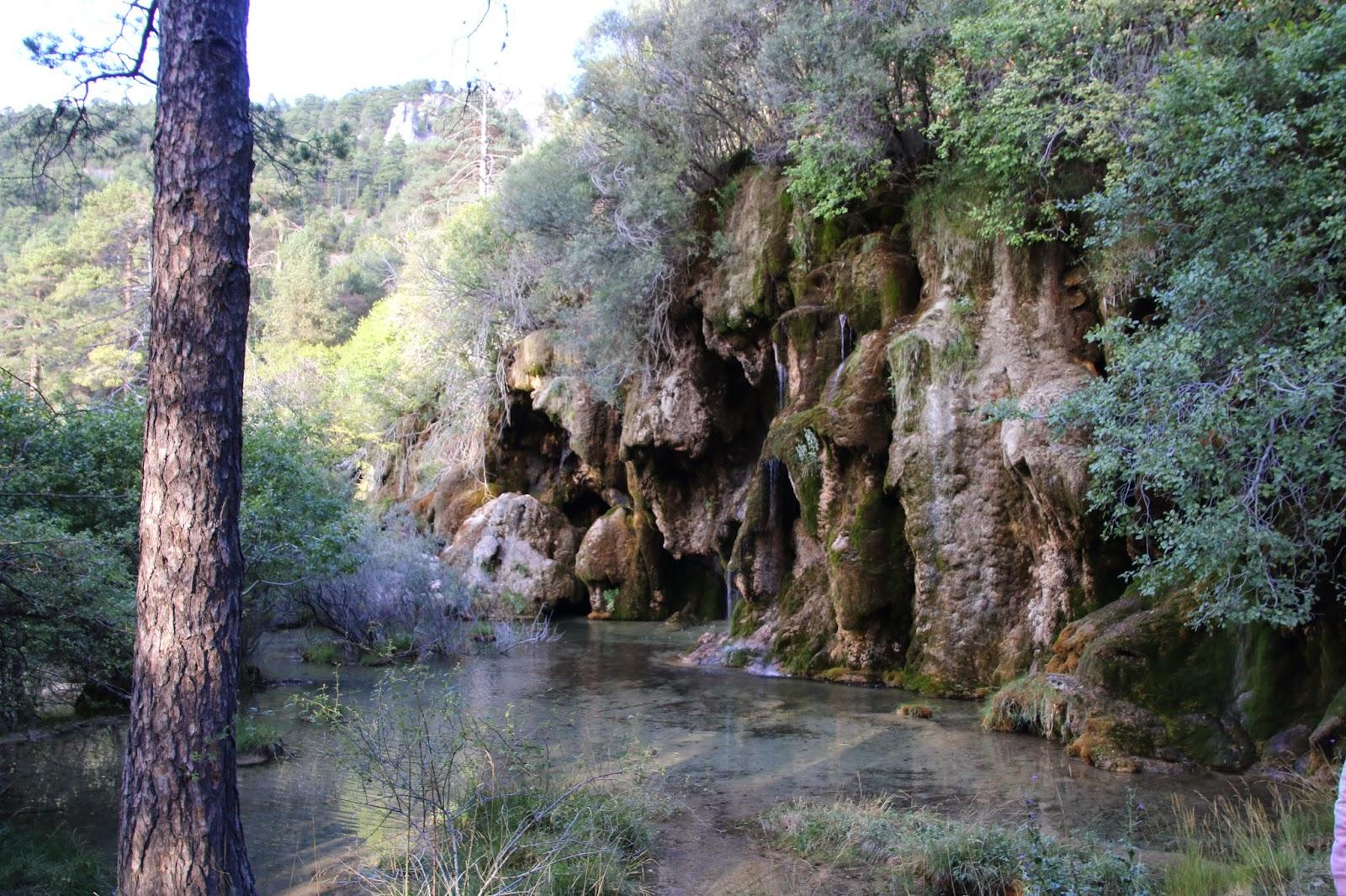 Nacimiento Río Cuervo, Cuenca, Tu Maleta