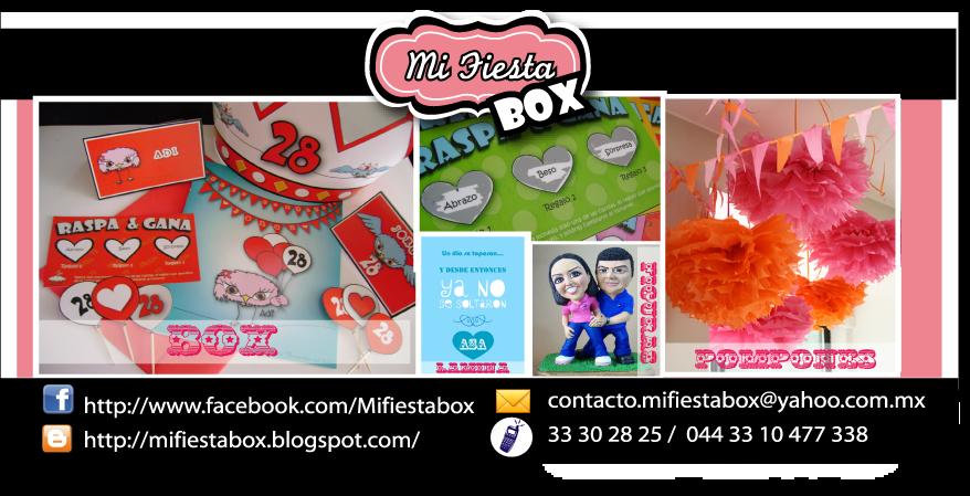 Mi Fiesta Box