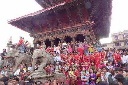 Patan Durbar meydanı