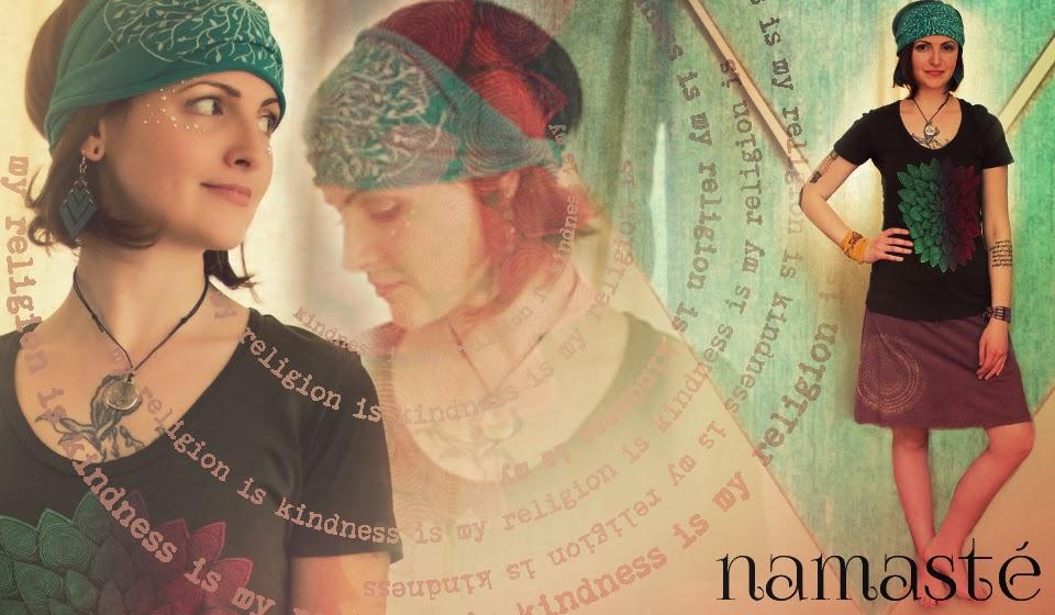 10 Namaste - Let Life Flow: Soul Flower's Early Spring Lookbook