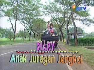 Diary Anak Juragan Jengkol FTV