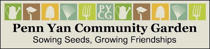 Penn Yan Community Garden