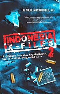 Toko Buku Online Surabaya | INDONESIA X FILES 2