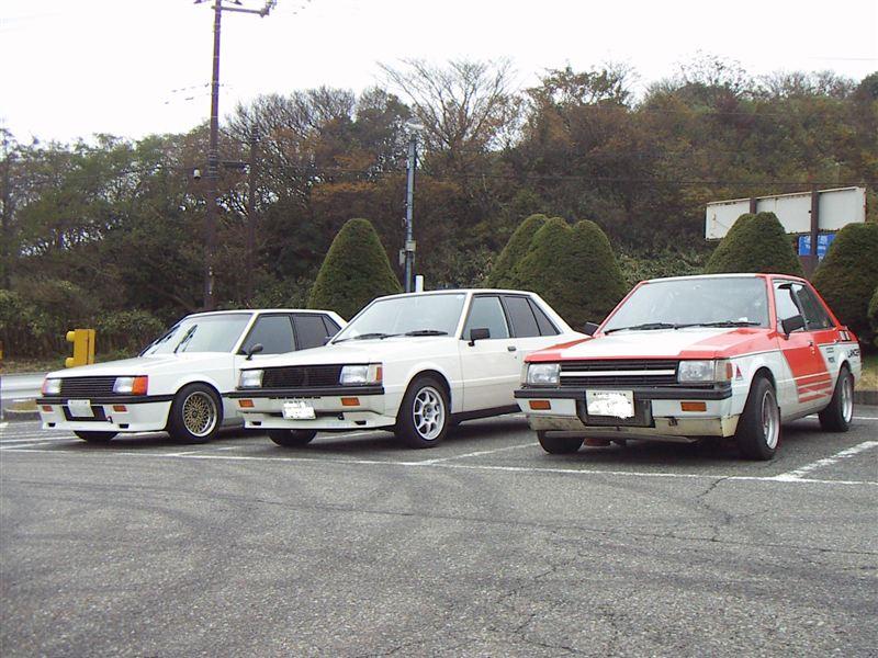 stary Mitsubishi Lancer, druga generacja, zdjęcia, galeria, photos, klassik autos