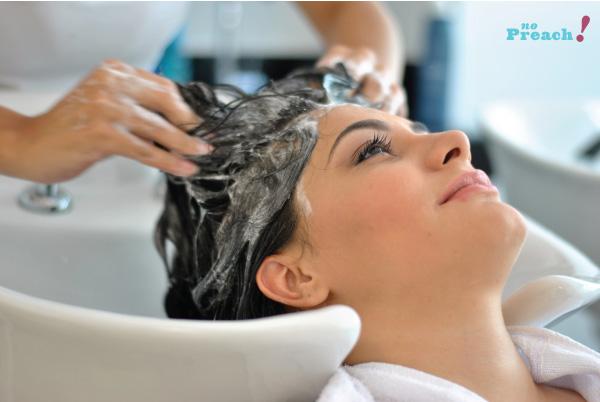shampoo anti residuos - cabelo - Cauterização Capilar Lanza Ultimate - Salão Platinum Visage