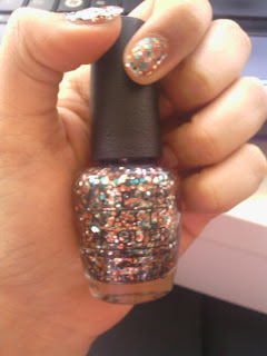OPI; The Living Daylights Review