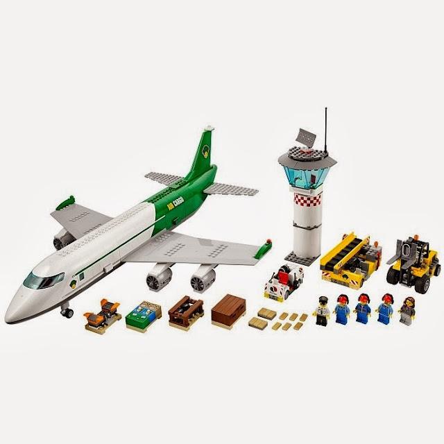 Lego City Cargo Truck 60020 My Lego Style