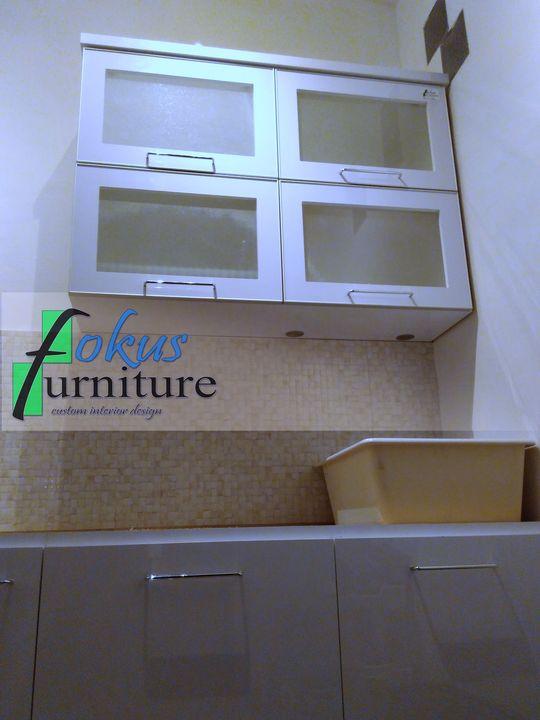 Kitchen Set Di Bintara Bekasi Furniture Kitchen Set Minimalis