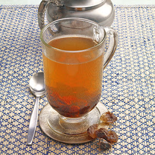 apple and quince tea