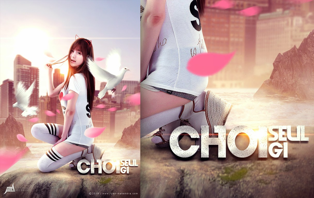 choi seul gi, choi seul ki, seul gi, digital imaging, tutorial, photoshop