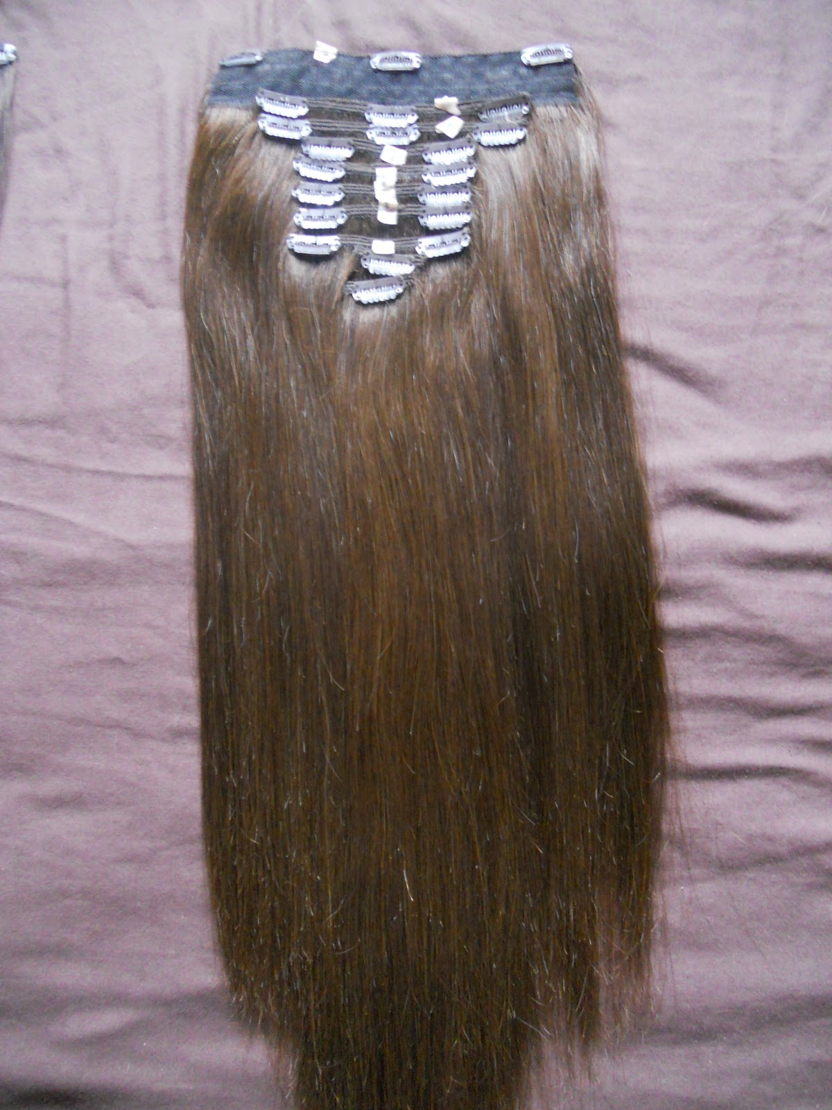 Samanth19 Foxylocks Headkandy And Halo Hair Extensions