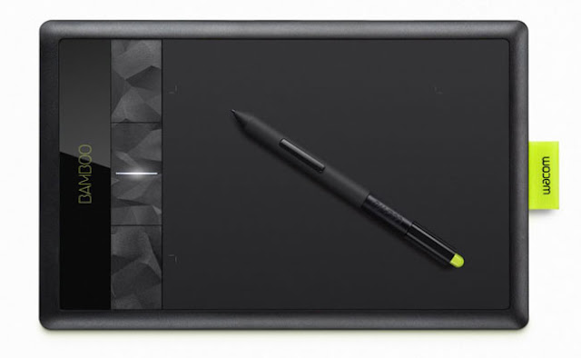 Bamboo Graphics Tablet9