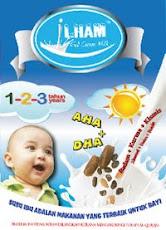 Pengedar rasmi Susu Ilham