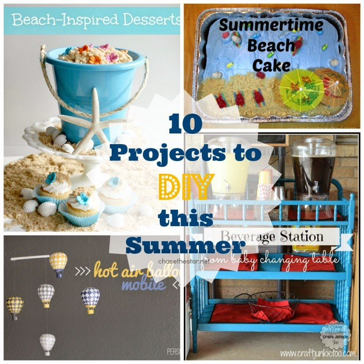 10 Projects to DIY this Summer
