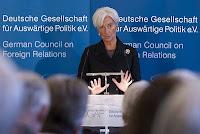 IMF managing director Christine Lagarde eurozone ESM EFSF