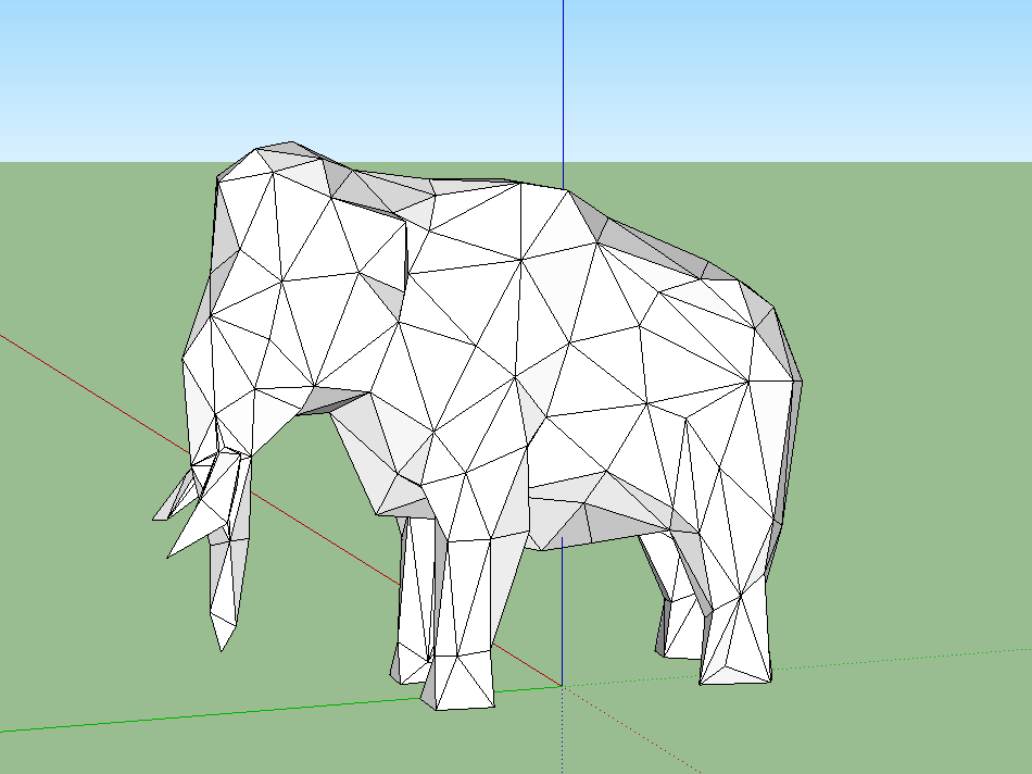 Journeys in 2 0 teaching 3d models to ibooks author for How to import stl into sketchup