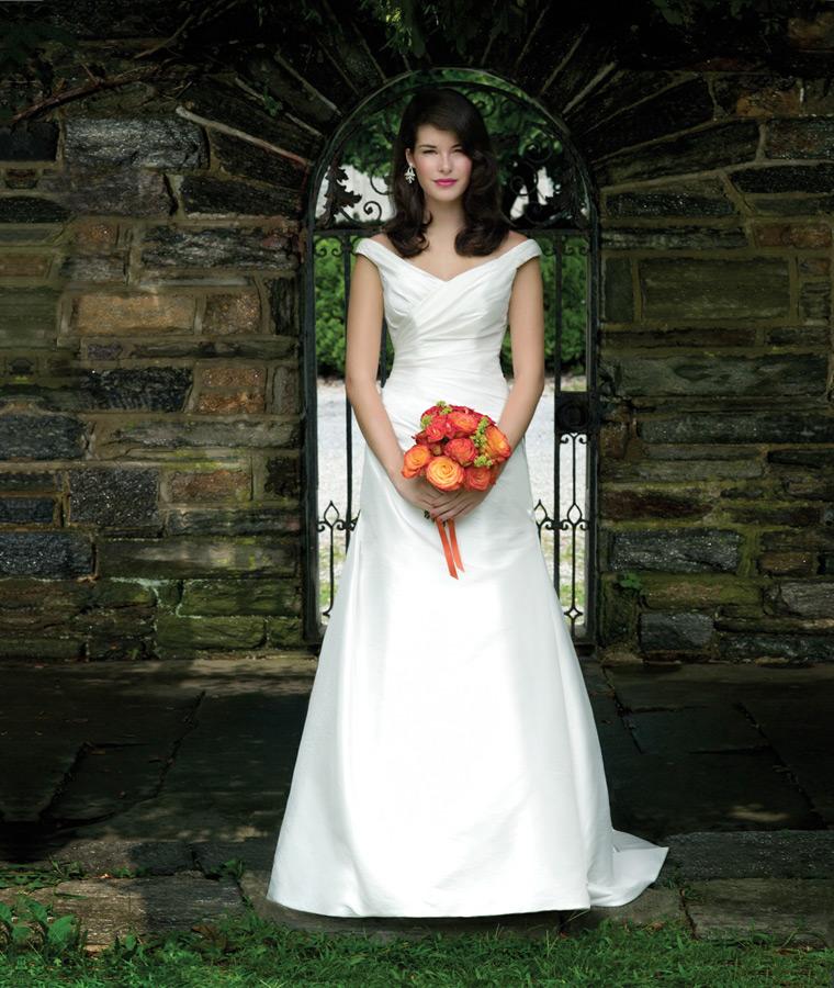 Alfred Angelo Wedding Dress: I Heart Wedding Dress: Alfred Angelo 1148
