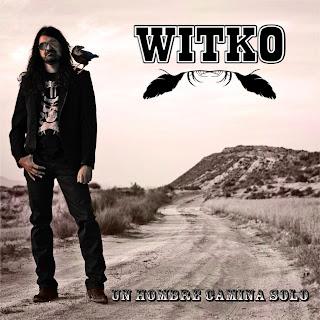 Portada WITKO-Un hombre camina solo