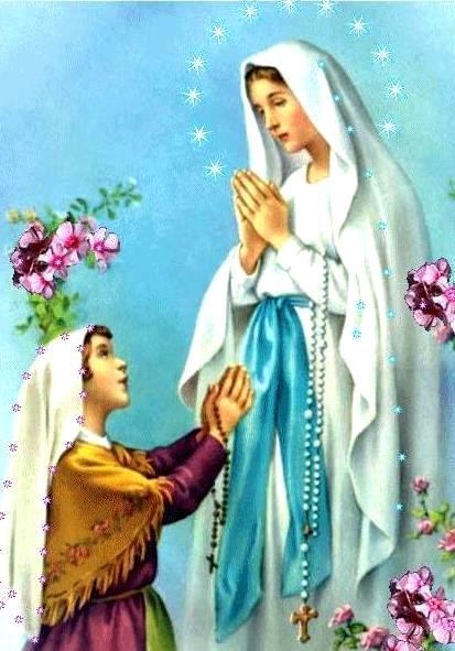 Virgen de Lourdes o Nuestra Señora de Lourdes