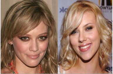 flequillos para diferentes tipos de rostros moda lista