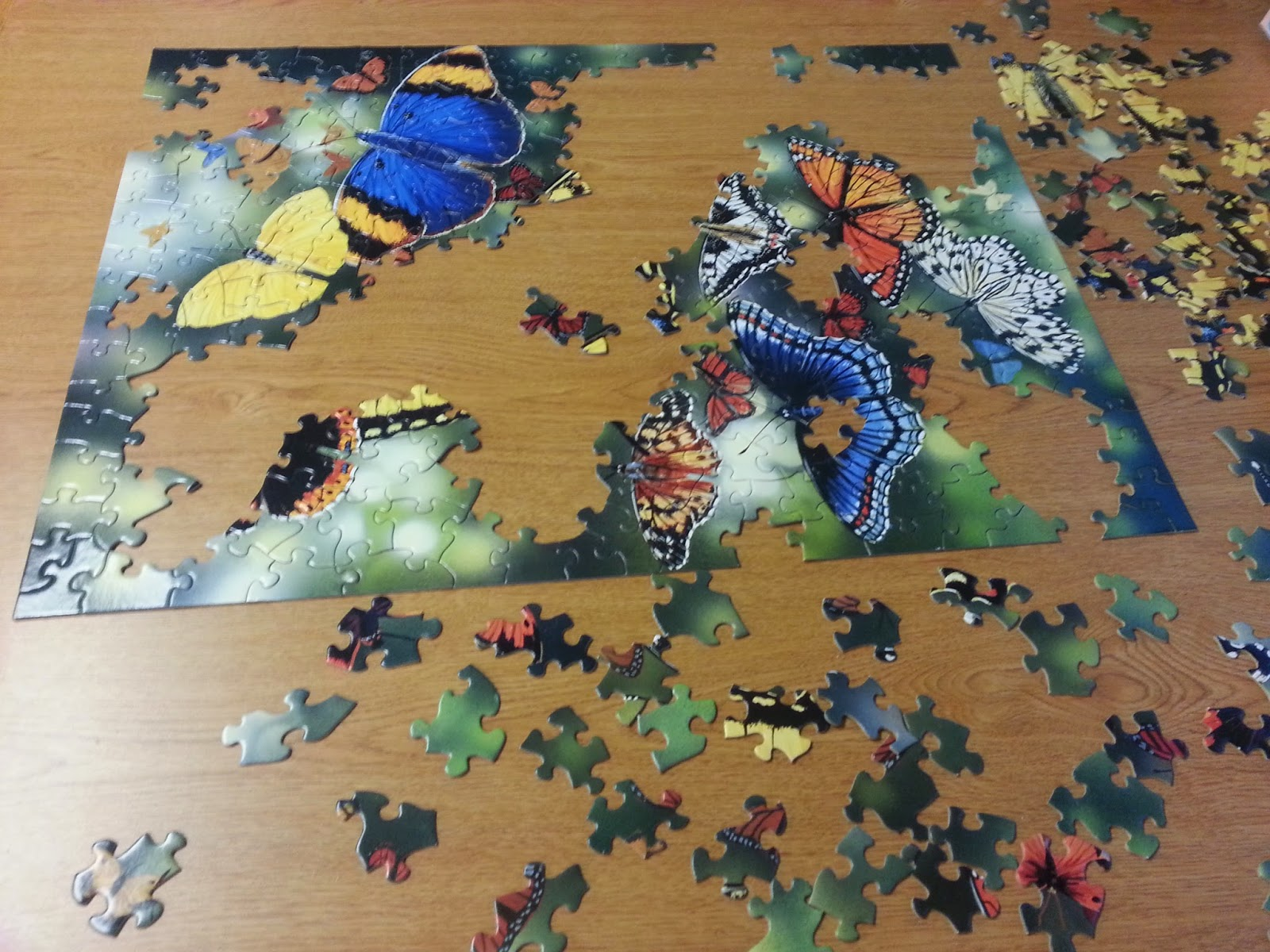 My Kind of Puzzle   Navigating Hectivity by Micki Bare