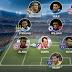 Confira a Seleção da fase de grupos da Champions League