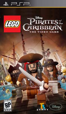 Lego: Pirati dei Caraibi PSP