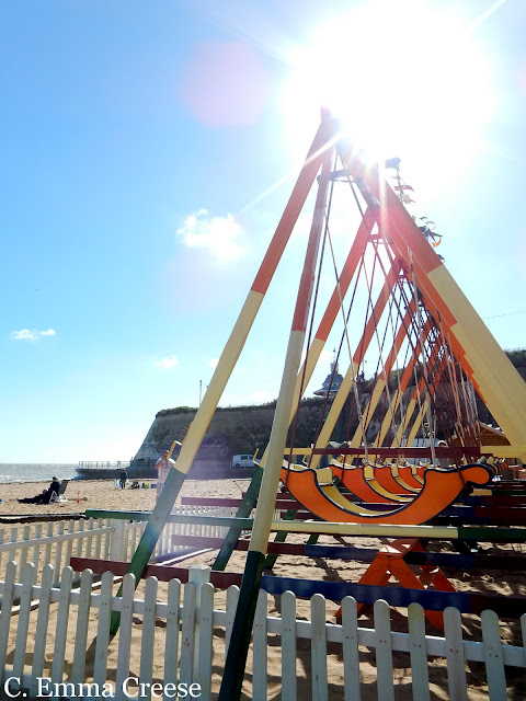 Best beaches near London Broadstairs Viking Bay