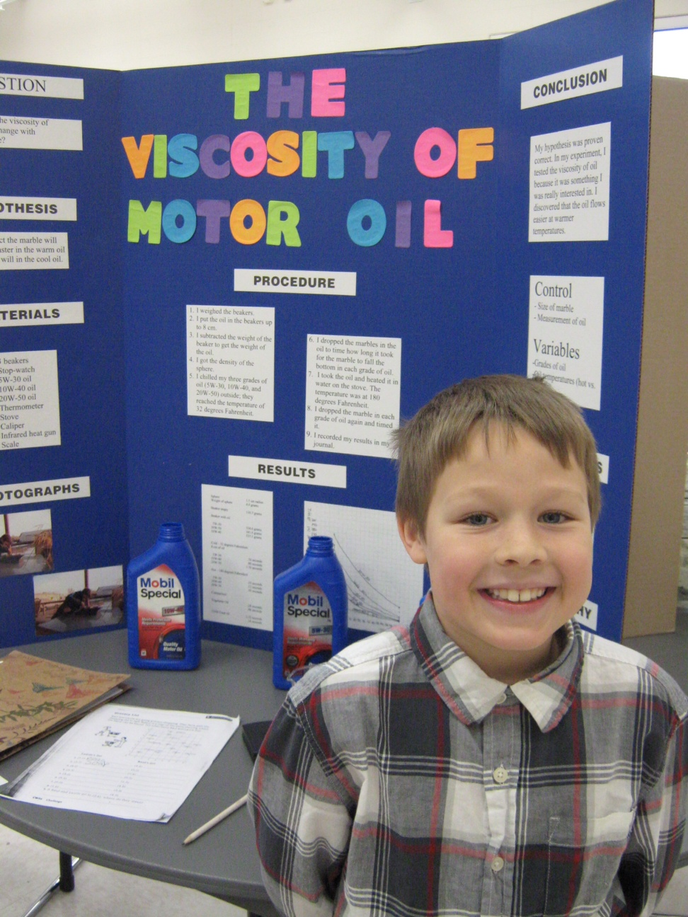 Hampton News Annual Science Fair