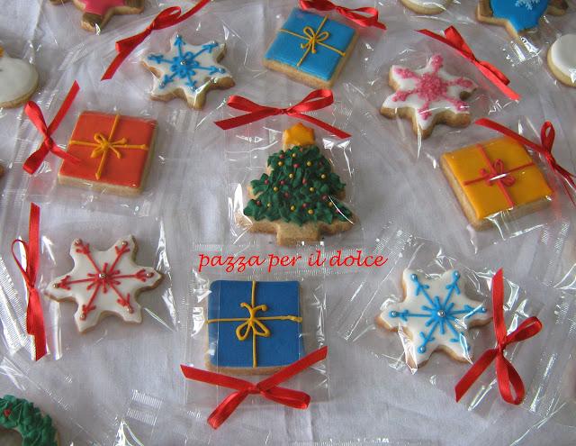 biscotti di natale ( 3° parte) e buon natale !!!