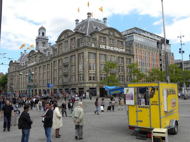 De Bijenkorf Amsterdam