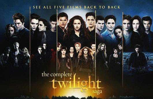 Vampire Twilight Collection