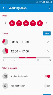 AppBlock 0.9.3 APK for Android
