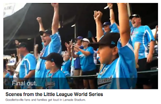 Goodlettsville Little League World Series win
