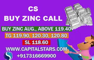 ZINC CALL