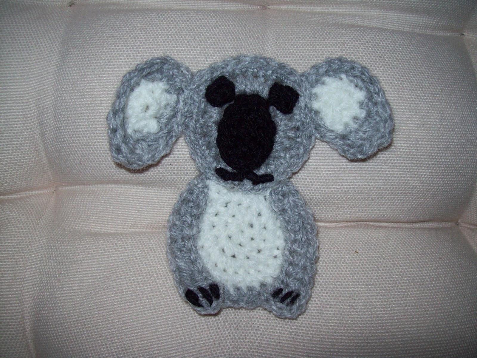 Koala Hat Knitting Pattern Free : Cats-Rockin-Crochet, Free Crochet and Knit Patterns ...