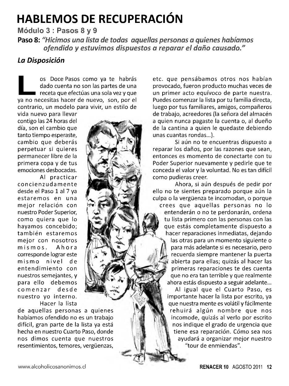 A.A. Paso 8