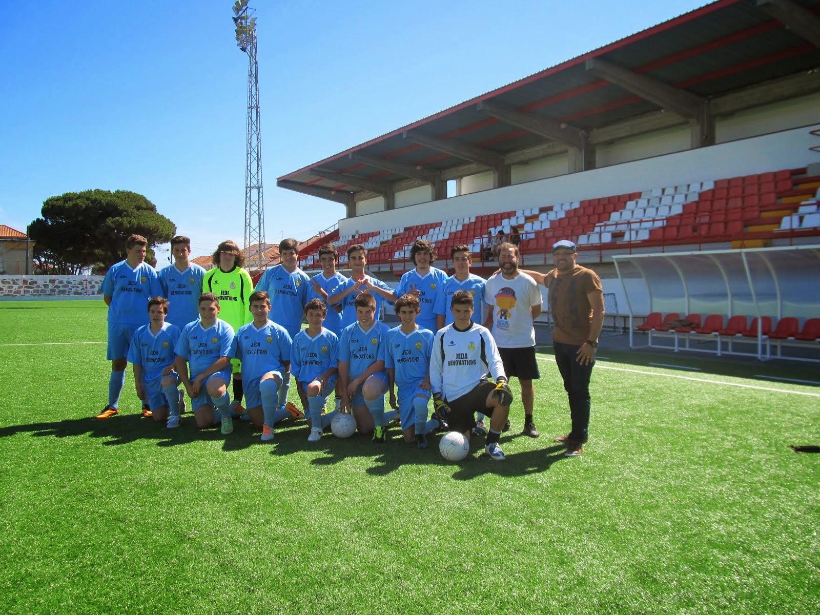 Juvenis Belinho 2013/14