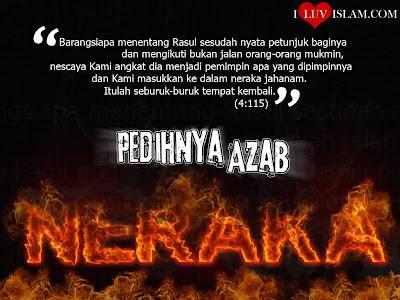 masuk, neraka, azab, pedih, mencuri, aircond, masjid, cerita, best, menarik, pengajaran, nasihat, lailatulqadar, malam