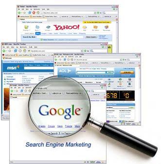 Penggunaan dan Macam-macam Search Engine