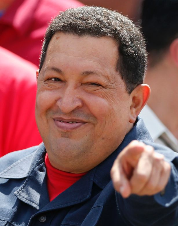 Hugo Chavez Net Worth