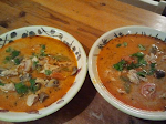 Tom Kha Gai, my version