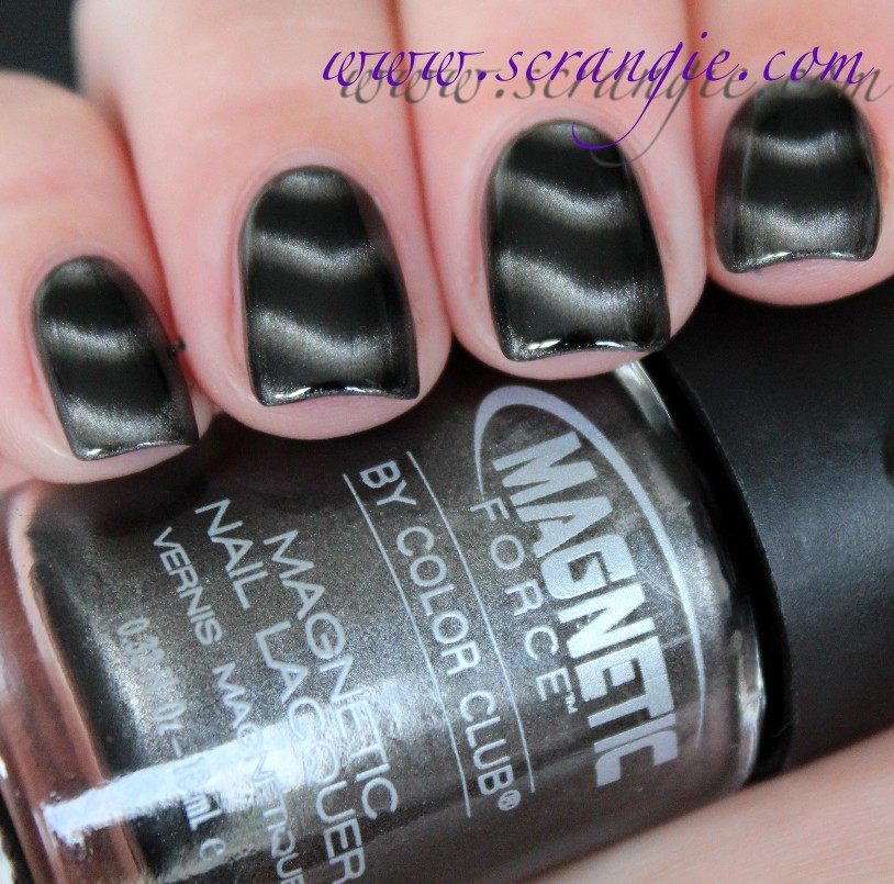 Scrangie: Color Club Magnetic Force Magnetic Polish Collection ...