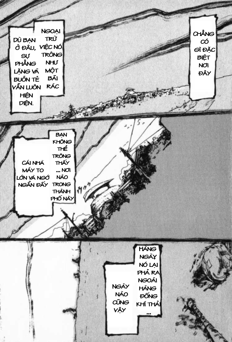 Furi Kuri chap 1 - Trang 2