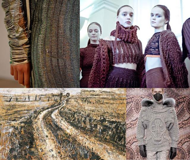 Craig lawrence, knitwear, lois albinson, mmu graduate, textiles graduate, knitwear graduate, topshop sales advisor, anselm kiefer painting, alexander mcqueen knitwear
