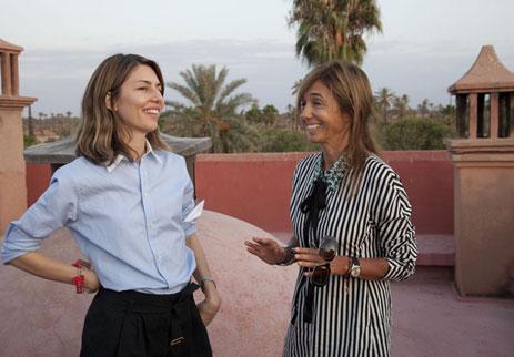 Sofia Coppola anuncio Marni H&M