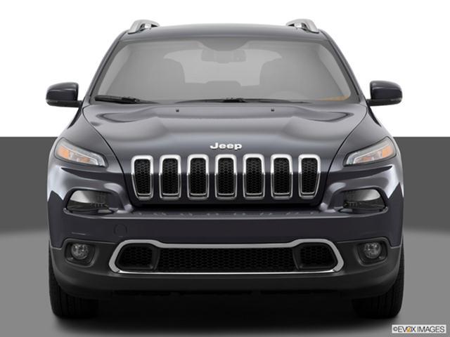 2015 Jeep Cherokee Limited 2.0