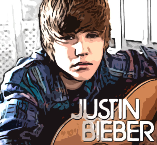 bieber cartoon. Cartoon Image Justin Bieber