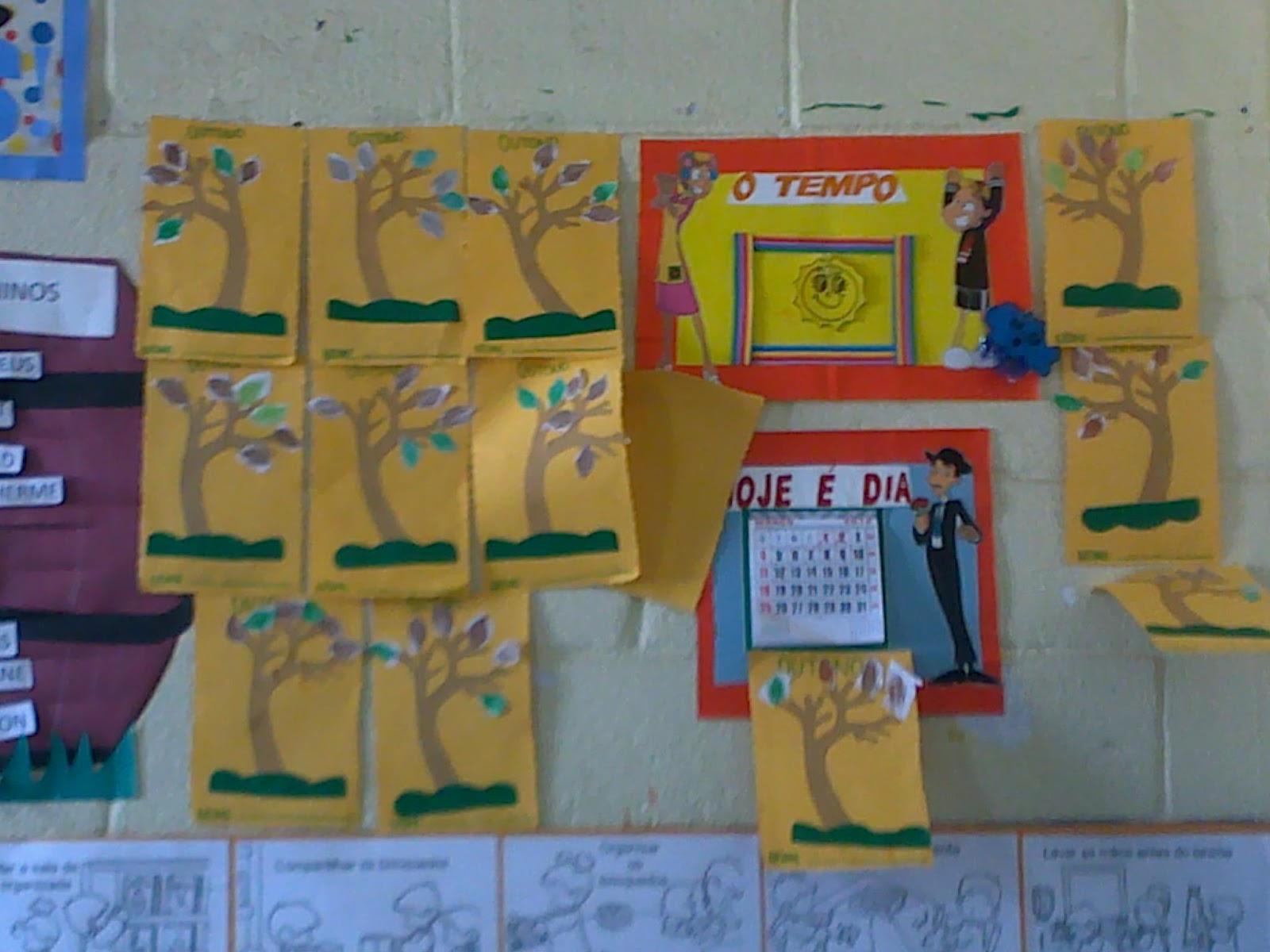 Educa o infantil luciana barbosa atividade para o in cio for Mural de natal 4 ano